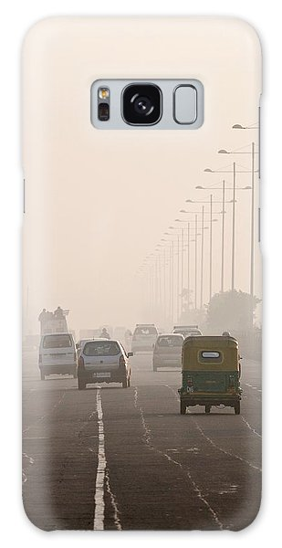 Motor City Galaxy Case - Traffic Air Pollution by Tony Camacho/science Photo Library