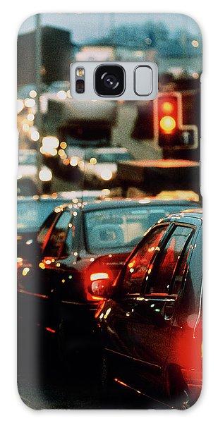 Motor City Galaxy Case - Traffic by Trl Ltd./science Photo Library