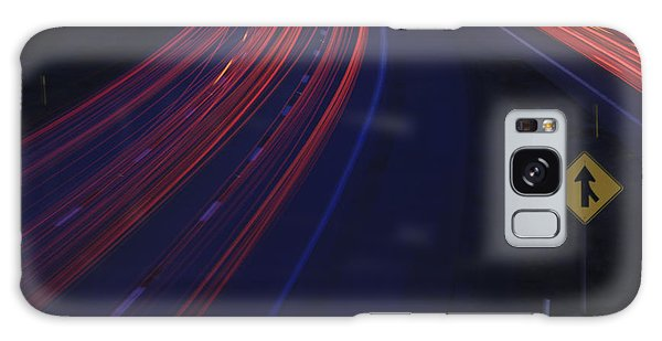 Trail Blazing Galaxy Case