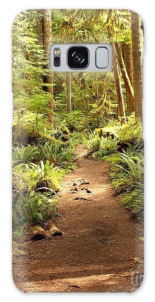 Trail Through The Rainforest Galaxy Case