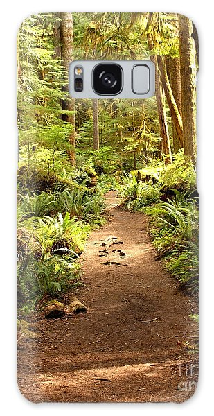 Trail Through The Rainforest Galaxy Case