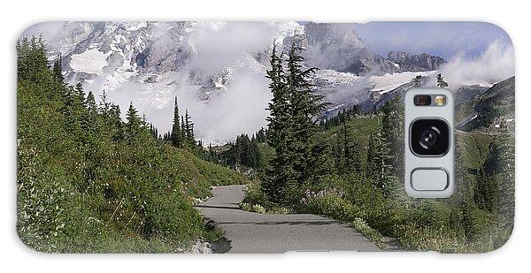 Trail To Edith Creek Galaxy Case