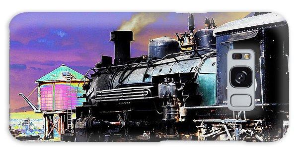 Train 489 Galaxy Case by Steven Bateson