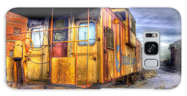 Train Caboose Galaxy Case
