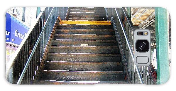 Train Staircase Galaxy Case