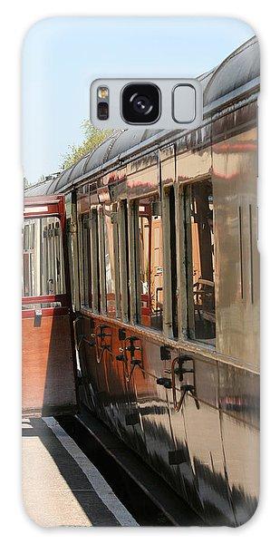 Train Transport Galaxy Case