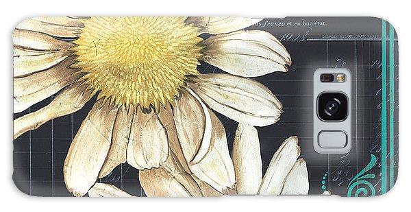 Daisy Galaxy S8 Case - Tranquil Daisy 1 by Debbie DeWitt