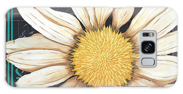 Daisy Galaxy Case - Tranquil Daisy 2 by Debbie DeWitt
