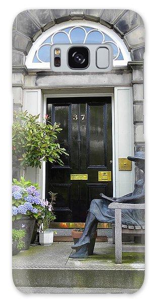 Tranquil Door Galaxy Case