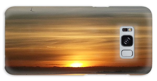 Tranquil Morning View Galaxy Case by Joetta Beauford