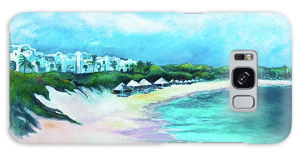 Tranquility Anguilla Galaxy Case