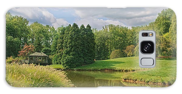 Brookside Gardens Galaxy Case - Tranquility by Kim Hojnacki