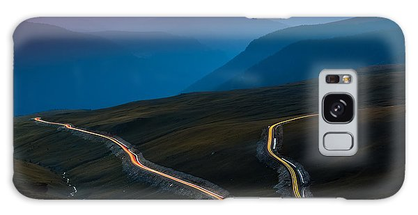 Transalpina Galaxy Case