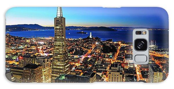 Transamerica Pyramid Galaxy Case