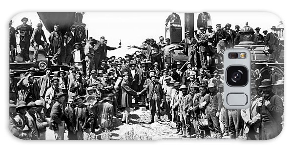 Transcontinental Railroad Galaxy Case