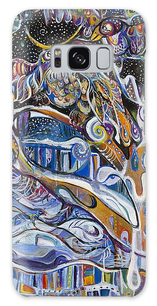 Transitions Galaxy Case by Leela Payne