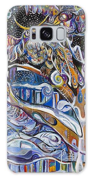 Transitions Galaxy Case by Leela Payne