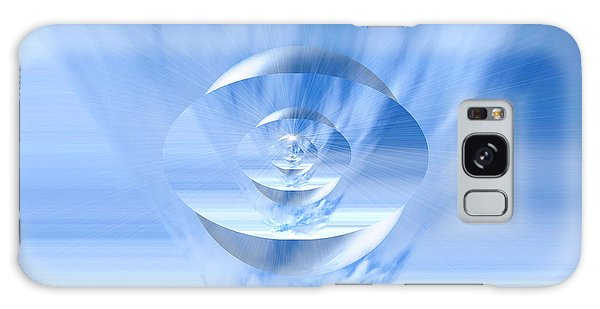 Transparency. Unique Art Collection Galaxy Case by Oksana Semenchenko