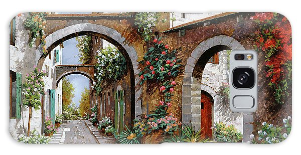 Place Galaxy Case - Tre Archi by Guido Borelli