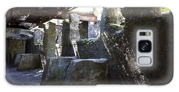 Treadwell Mine Interior Galaxy Case by Cathy Mahnke