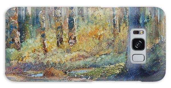 Natural Treasure Galaxy Case by Joanne Smoley