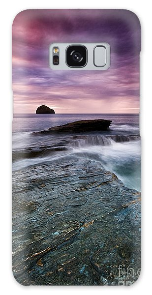 Trebarwith Strand Galaxy Case