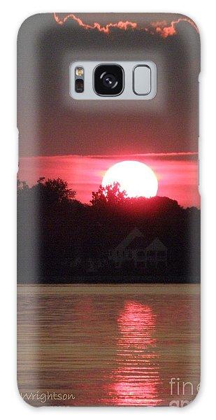Tred Avon Sunset Galaxy Case