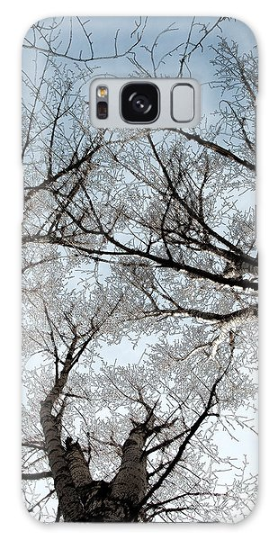 Tree 2 Galaxy Case by Minnie Lippiatt