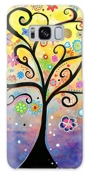 Tree Art Fantasy Abstract Galaxy Case