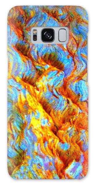 Tree Bark Galaxy Case by Julia Ivanovna Willhite