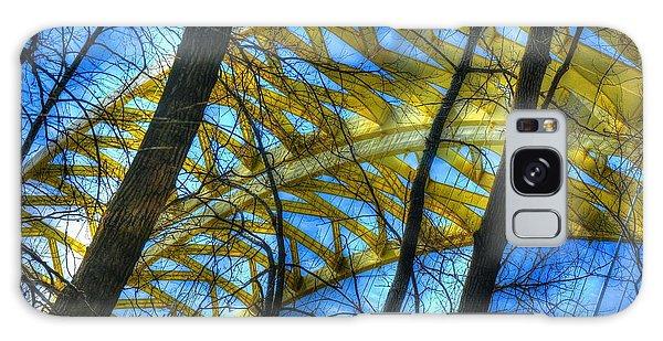 Tree Bridge Designs Galaxy Case