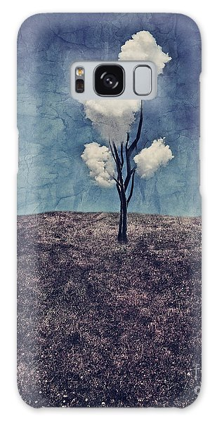 Tree Clouds 01d2 Galaxy S8 Case