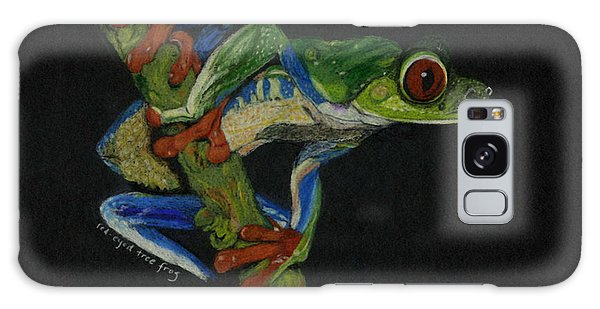 Tree Frog Galaxy Case