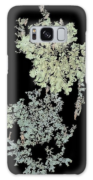 Tree Fungus Galaxy Case
