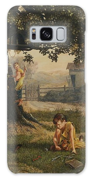 Tree House Galaxy Case by Duane R Probus