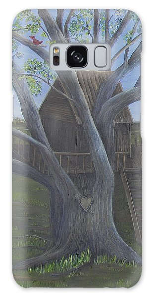 Tree House Galaxy Case