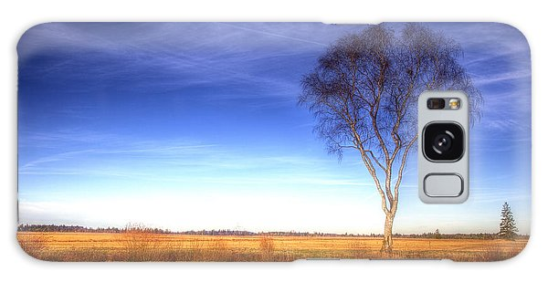 Tree In The Murnauer Moos Galaxy Case