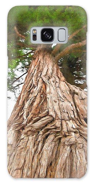 Tree Mass Galaxy Case by Marion Johnson