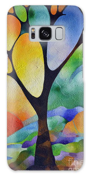 Tree Of Joy Galaxy Case