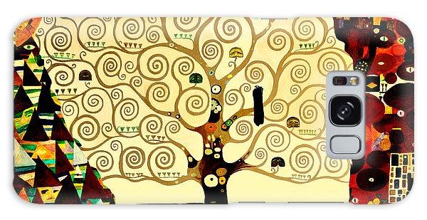 Tree Of Life Galaxy Case by Henryk Gorecki