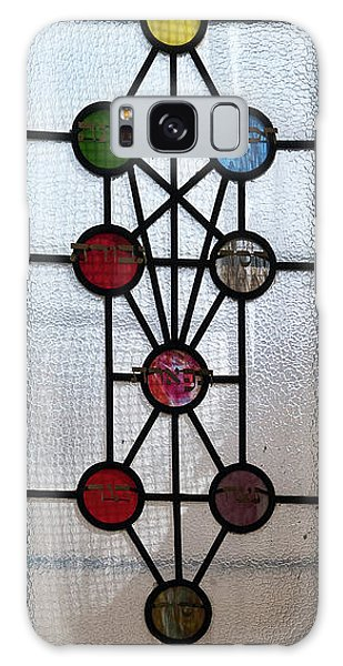 Place Of Worship Galaxy Case - Tree Of Life With Ten Sephirots by Panoramic Images