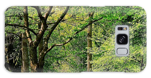 Tree Series 3 Galaxy Case