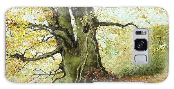 Tree Galaxy Case by Sorin Apostolescu