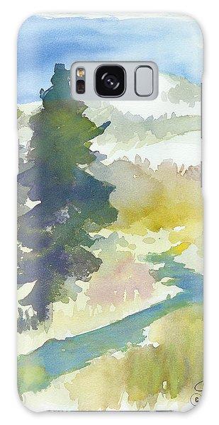 Trees Galaxy Case by C Sitton
