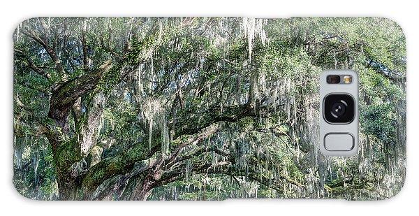 Trees Of Magnolia Galaxy Case