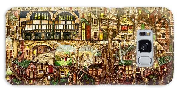 Bricks Galaxy Case - Treetown by MGL Meiklejohn Graphics Licensing