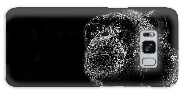 Wildlife Galaxy Case - Trepidation by Paul Neville