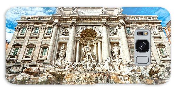 Trevi Fountain - Rome Galaxy Case