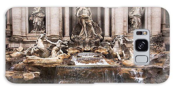 Trevi Fountain Galaxy Case