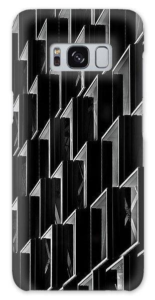 Facade Galaxy Case - Triangle Offense by Theo Huybrechts